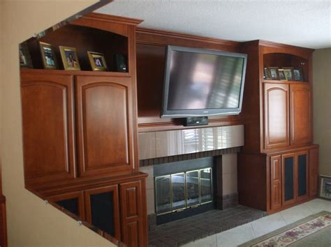 Watch The Big Game In Style With A Custom Home Theater Cabinet