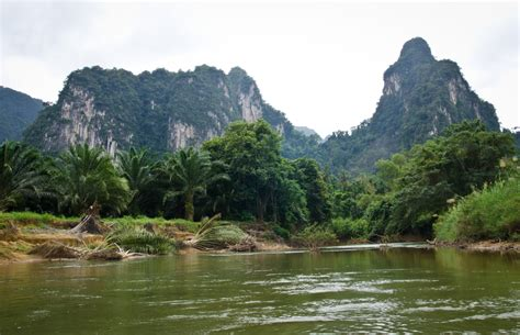 Khao Sok Cliffs And Adventure In Southern Thailand