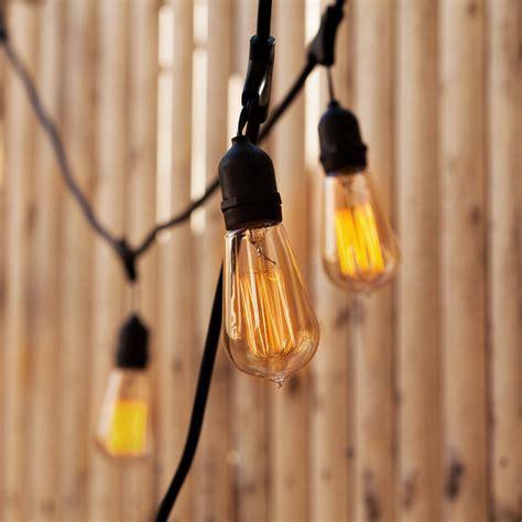 Lightscom  String Lights  Vintage String Lights