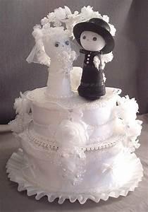 wedding towel cake judicakes bridal shower gift towel With wedding shower towel cake centerpiece