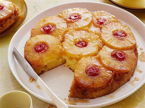 pineapple upside  grit cake recipe  neelys food