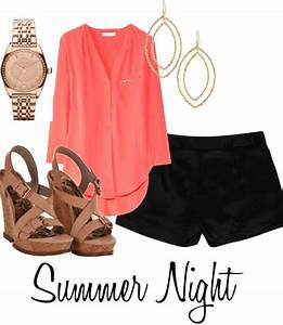 Pretty and Fresh Coral Outfits for Summer - Pretty Designs