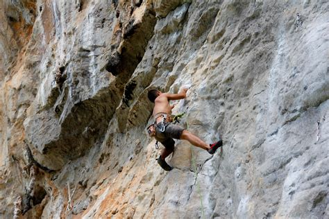 Free Images Adventure Rock Climbing Climber Steep