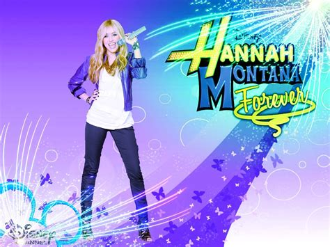 Wallpaper Da Hannah Montana Forever Free Download