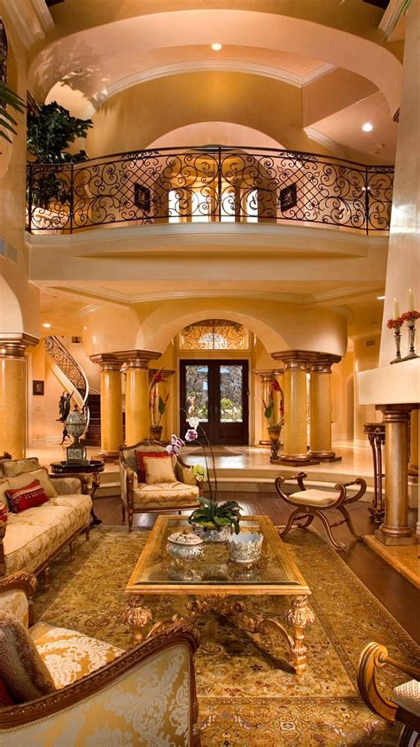 #Luxury Homes#Interiors ~#Luxurydotcom Mediterranean
