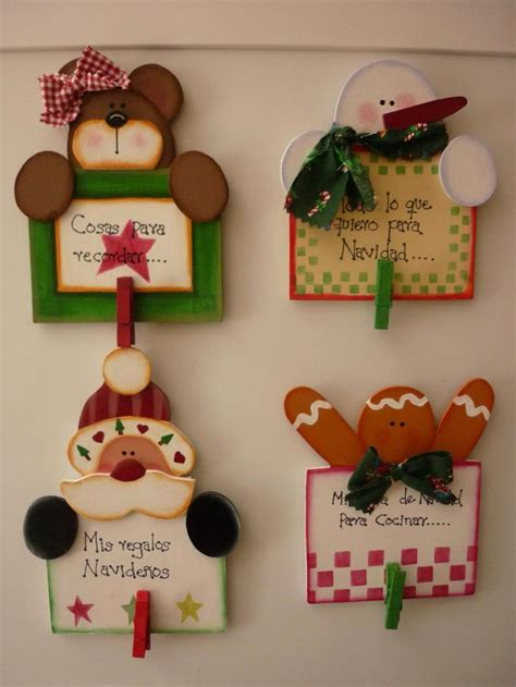 another craft idea country idea navidad country and - Cute Christmas Crafts Pinterest