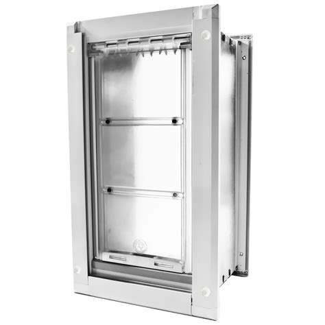 patio pacific endura flap large wall mount single flap