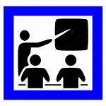 Clipart Training Class Icon Transparent College Icons