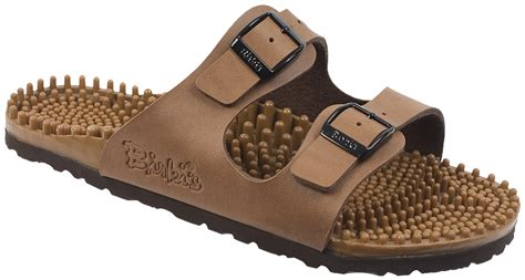 birkis super noppy mens womens massage sandal