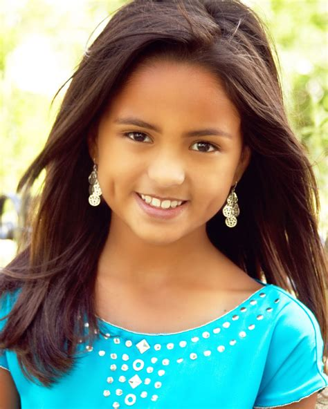 Meet The 2012 2013 National American Miss Jr Preteen Selia Rendon