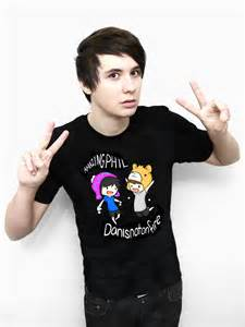 Dan and Phil Shirts