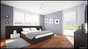 50 amazing interior designs created in 3d max and photoshop With 4 bedroom bouses and interior