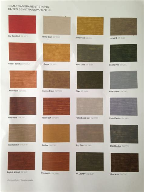 pictures sherwin williams deckscapes color chart diy