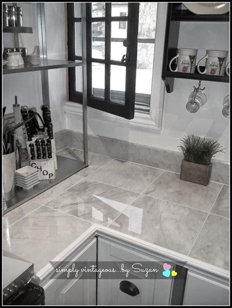kitchen top tiles marble tile countertops kitchen designs 3377