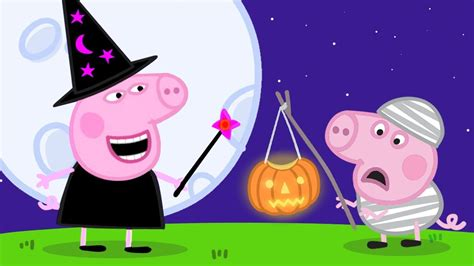 Peppa Pig English Episodes 🎃 Pumpkin Competition! 🎃peppa Pig Official Youtube