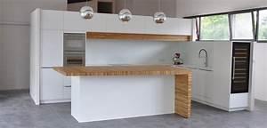 Plan De Travail Bambou : plan de travail de cuisine en bambou ~ Melissatoandfro.com Idées de Décoration