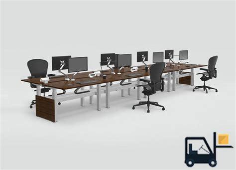 sit stand desk options 68 best sit stand desks images on pinterest desks