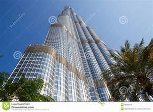Torre Burj Khalifa Fotos de Stock Imagem: 38160213
