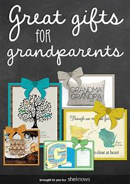 grandparents christmas gift ideas