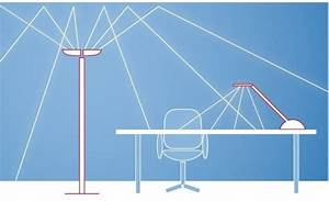 Beleuchtung Am Arbeitsplatz : licht im b ro durch korrekte beleuchtung f rdern sie leistung und gesundheit ~ Orissabook.com Haus und Dekorationen