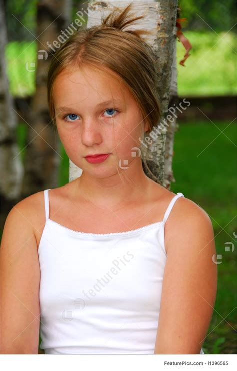 Young Girl Portrait