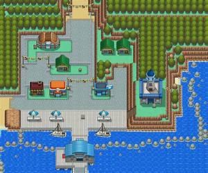 Poku00e9mon Heartgold And Soulsilverolivine City