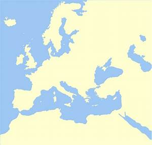 Information About Blank Map Of Europe No Borders Yousense Info