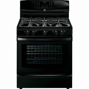 Kenmore 74339 5 6 Cu  Ft  Gas Range W   True Convection