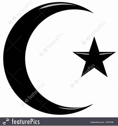 Symbol Islamic 3d Symbols Emblems Featurepics Illustration