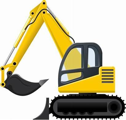 Excavator Pelleteuse Clipart Clip Svg Cyberscooty