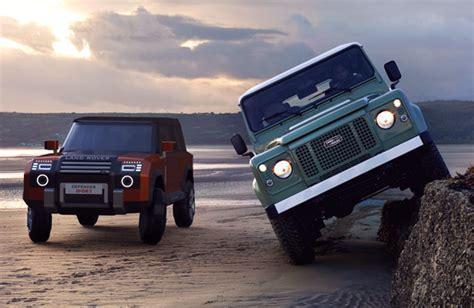 Defender Sport Concept Car Proposal For Land Rover