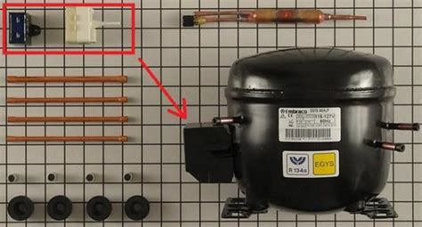 Maytag fridge bad compressor?  MSD2655HES   DoItYourself