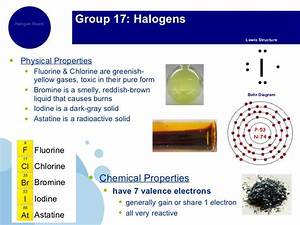 The Periodic Table  U0026 Chemical Bonds