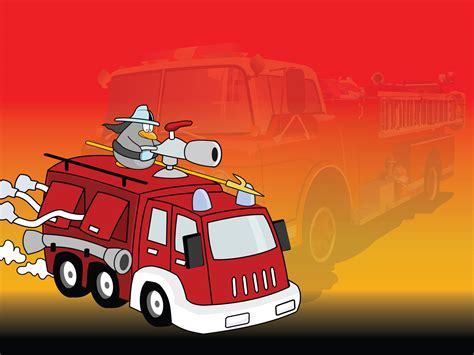 printable fire truck baby shower invitation template