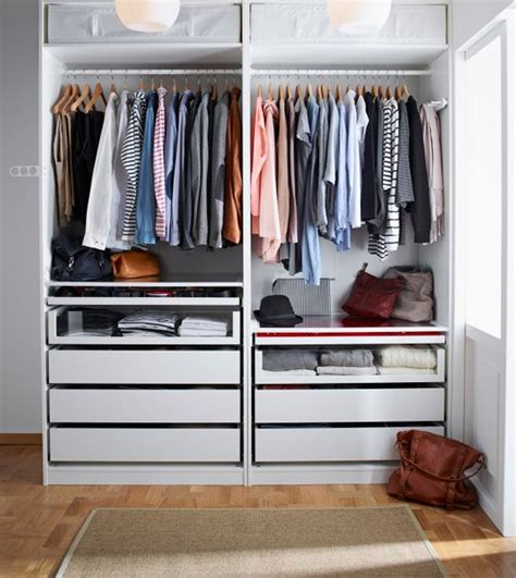 create a wardrobe for his and with pax wardrobes and make your mornings function better with