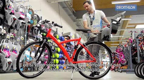 siege pour vtt siege vtt bebe le vélo en image