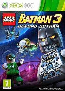 Lego batman 3 beyond gotham xbox 360 characters