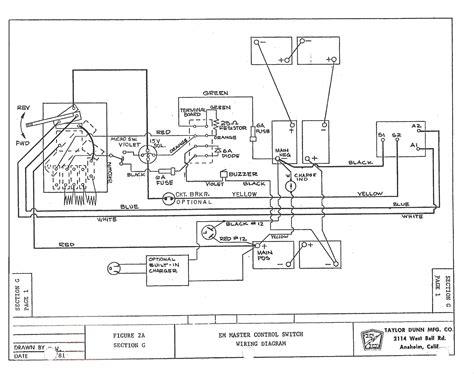 98 ez go wiring diagram download