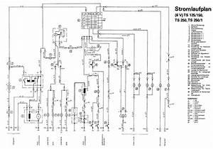 Mz Ts 150 Schaltplan 6v