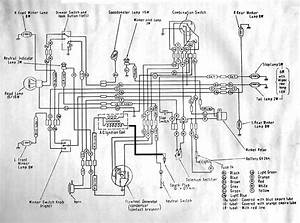Wiring Diagram Honda S90