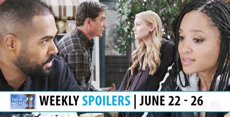 Days of our Lives Spoilers: Baby Blues And Big Wedding News