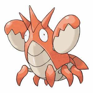 Pokemon GO Corphish Max CP | Evolution | Moves | Weakness ...