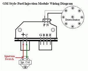 Delco Remy Hei Distributor Firing Order Diagram