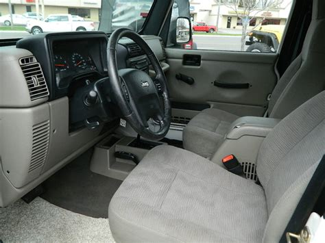 2005 jeep unlimited interior 2005 jeep wrangler pictures cargurus