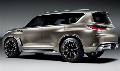 infiniti jeep 2017 infiniti qx80 monograph concept will it go to production