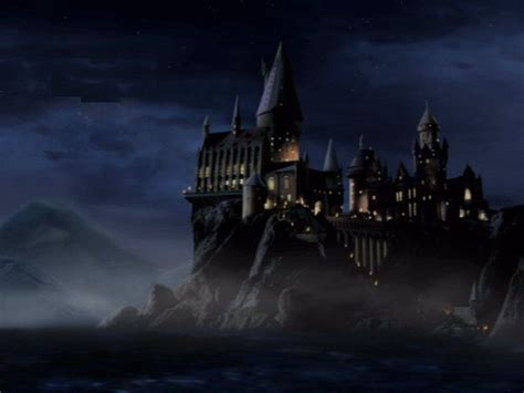 Harry Potter Castle Wallpaper Hogwarts Vs Mordor Battles Comic Vine