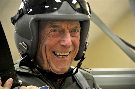 jerry yellin  fighter pilot  flew   combat