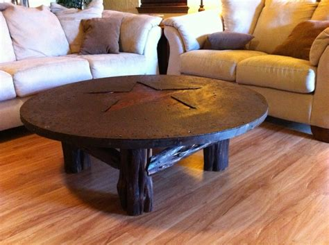themed coffee table metal coffee table of rustic 4369