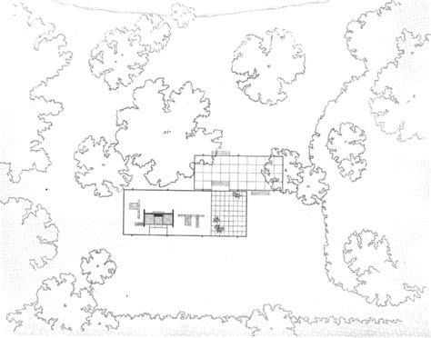 villa tugendhat floor farnsworth house mies der rohe arch studio