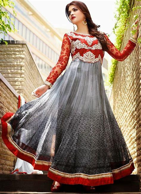 latest anarkali suits dresses designs   indian